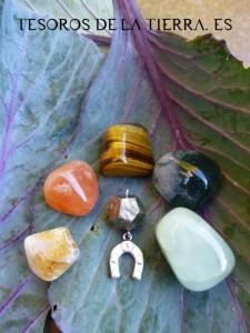 saquitp de piedras de la abundancia y presperidad