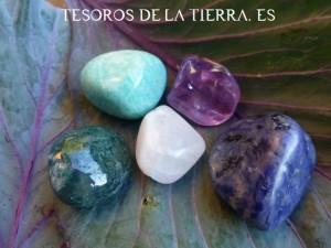 saquito de piedras calmantes