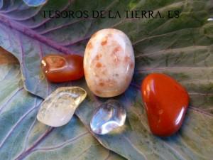 piedras para la vitalidad