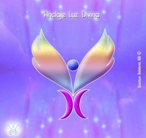 Anclaje Luz Divina,  Códigos  Antares,  unicornios y pegasos