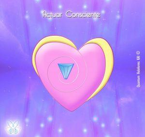 Actuar Consciente, Códigos  Antares,  unicornios y pegasos