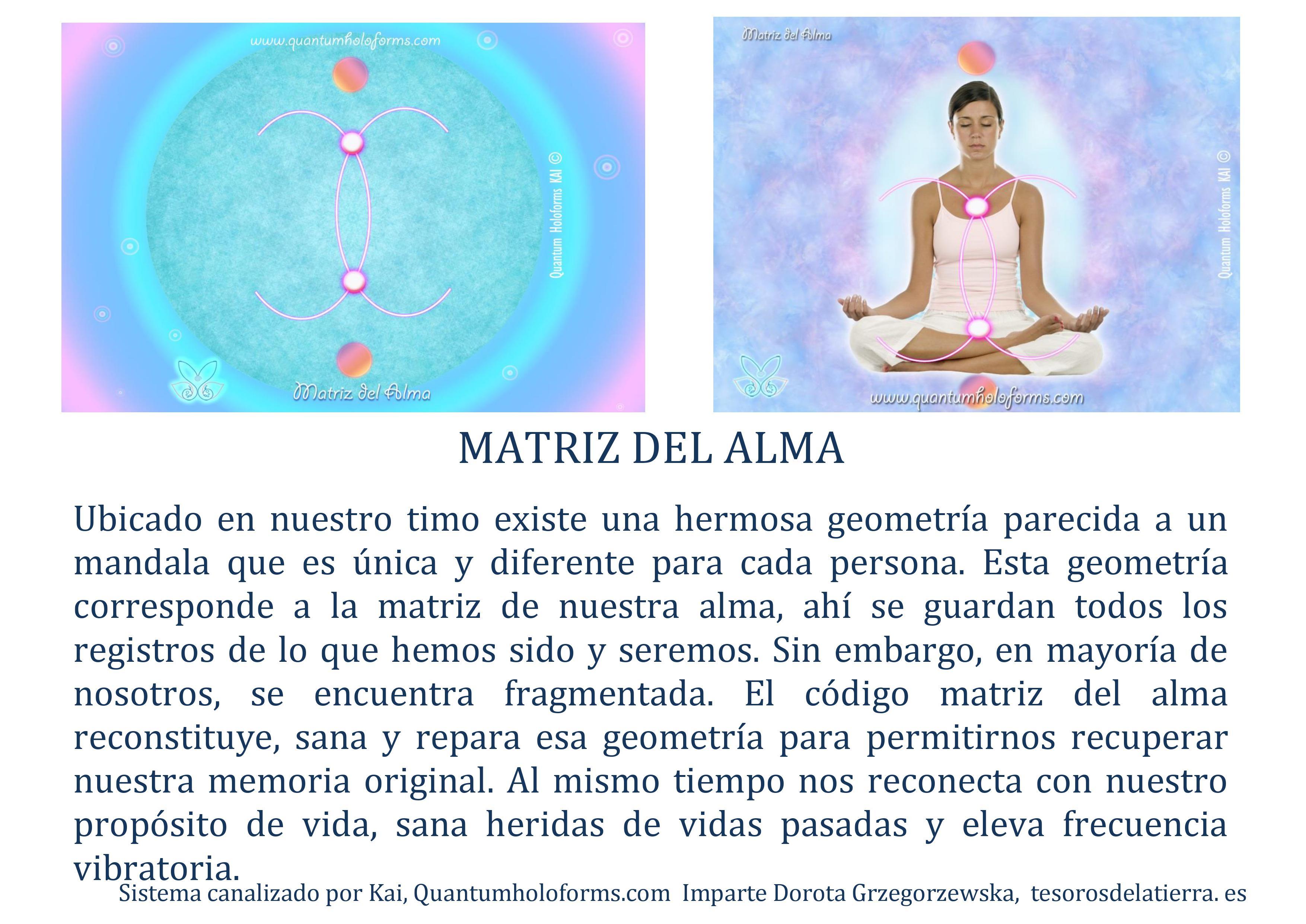 matriz alma