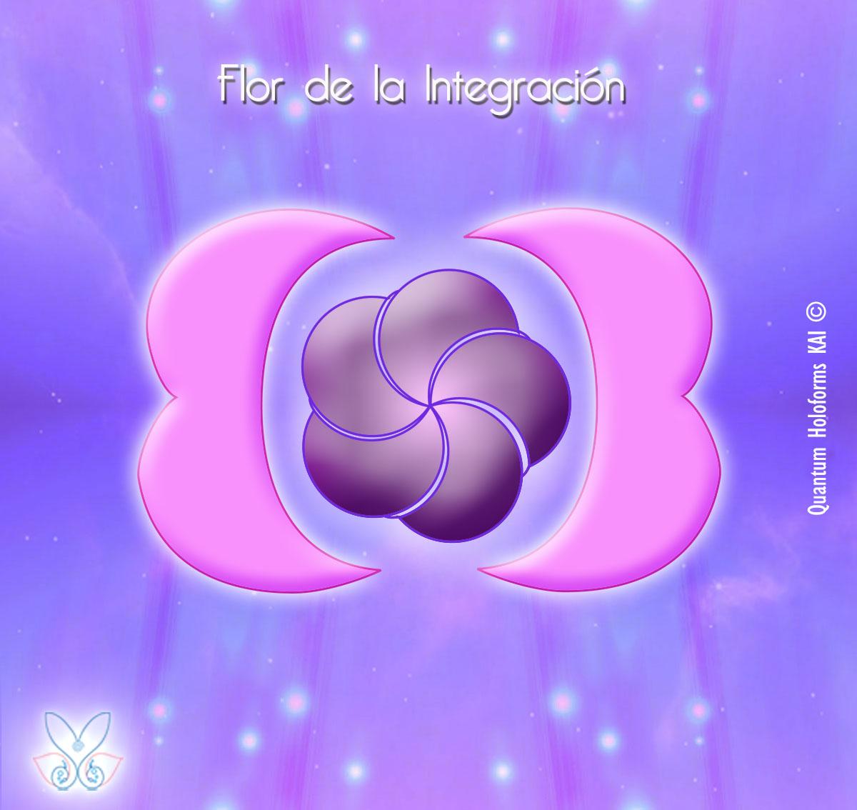 Flor de la Integración , Códigos Antares, unicornios y pegasos
