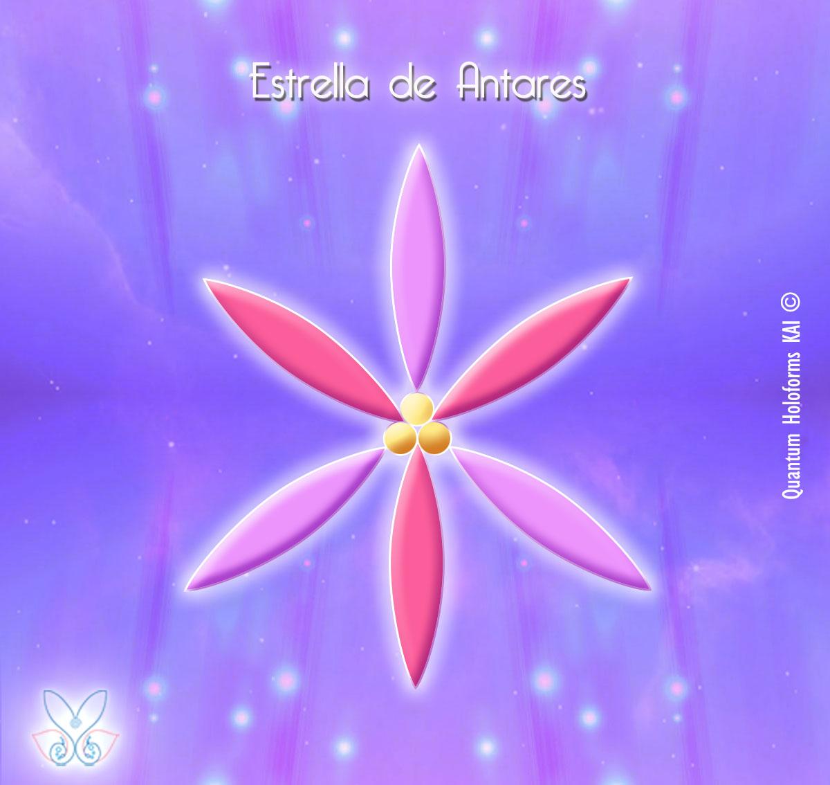 Estrella de Antares, Códigos Antares, unicornios y pegasos